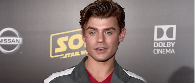 Actor Garrett Clayton attends the world premiere of ?Solo: A Star Wars Story? in Hollywood on May 10, 2018. (Photo by Alberto E. Rodriguez/Getty Images for Disney)