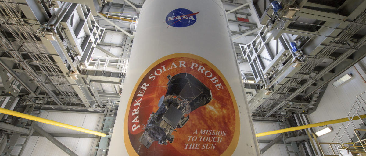 NASA Probe Set To 'Touch The Sun' Lifts Off
