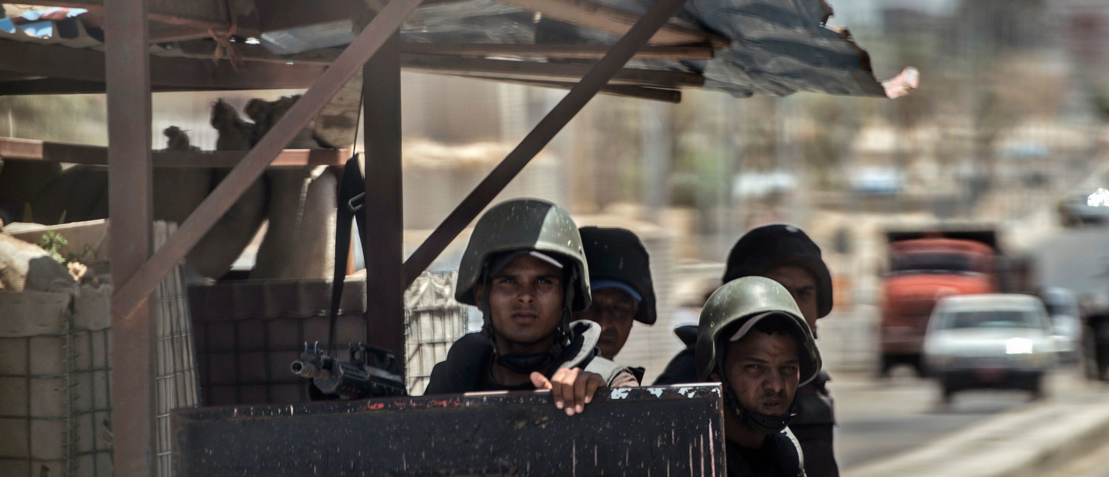 Egyptian Military Kills 52 Islamic Extremists In The Sinai Peninsula
