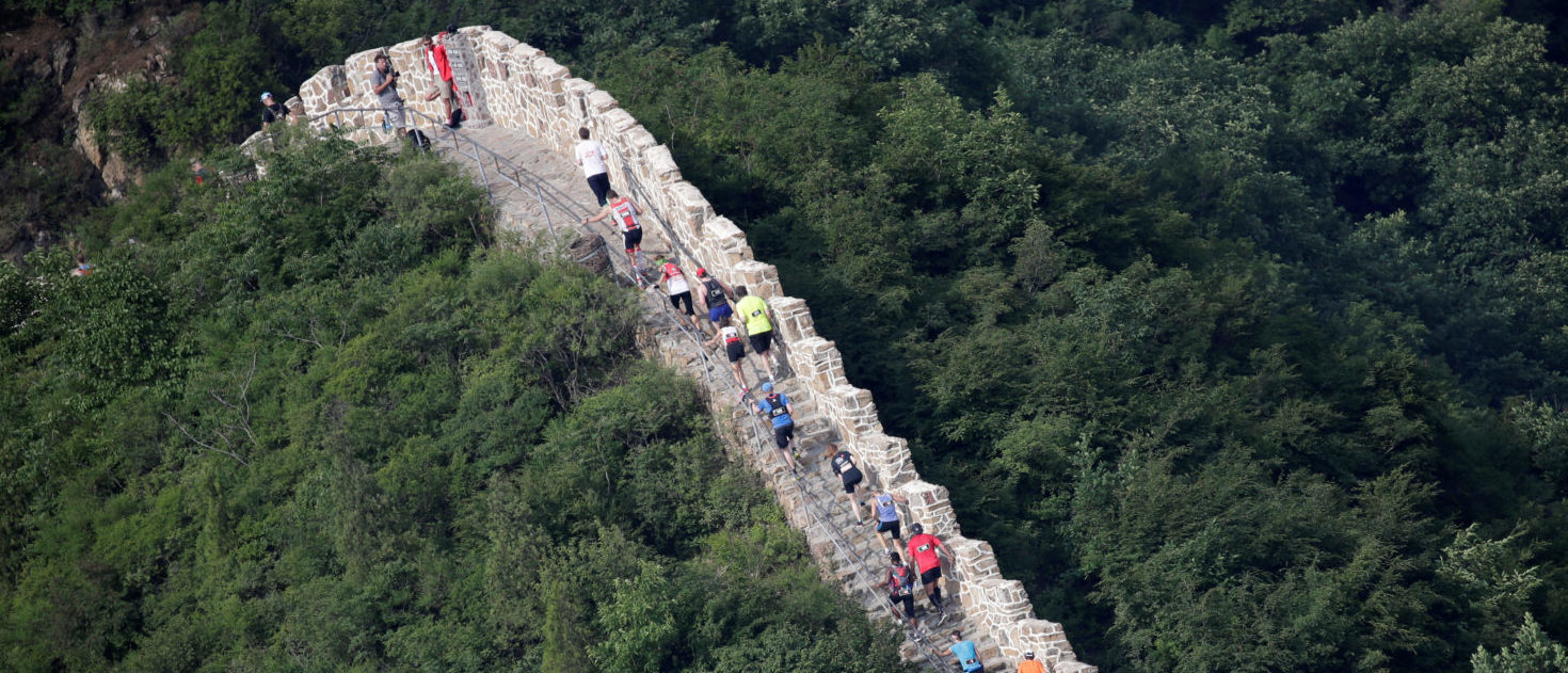 Section Of China's Great Wall Collapses, Critics Blame Shoddy Renovations