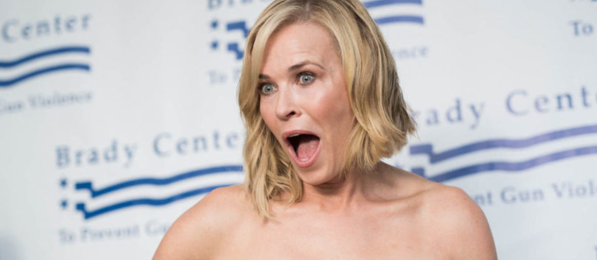 Comedian Chelsea Handler attends the Brady Center's Bear Awards Gala at NeueHouse Hollywood on June 7, 2017 in Los Angeles, California. (Photo by Emma McIntyre/Getty Images)