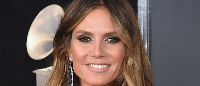 This Photo Of Heidi Klum Might Be The Best Thing On The Internet Today [PHOTOS]