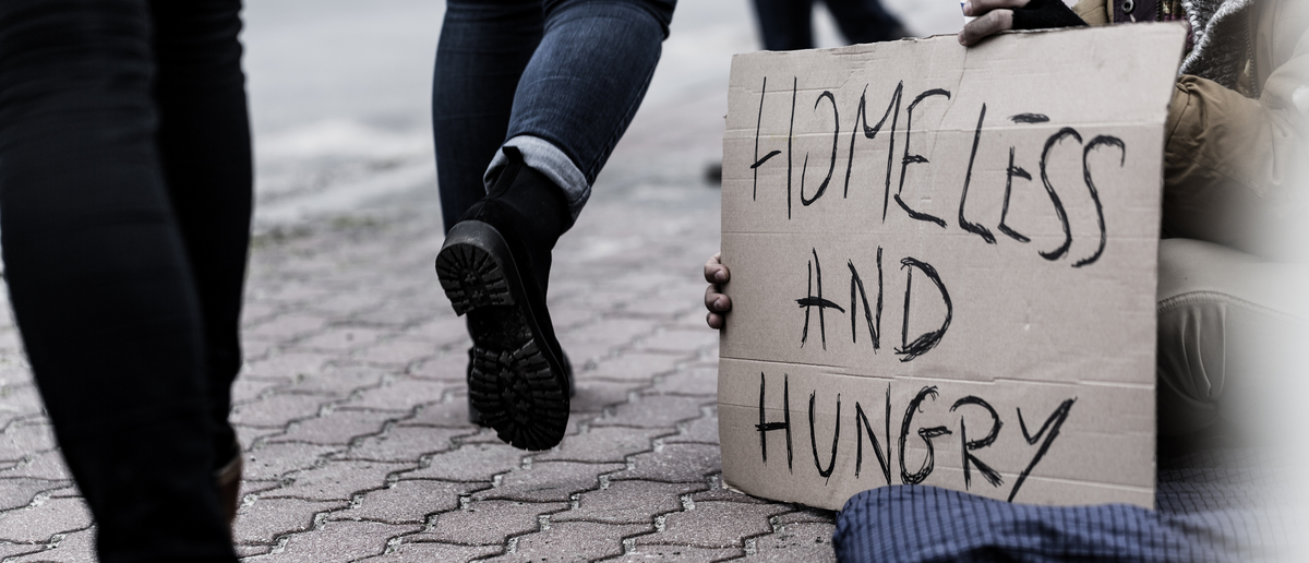 OPINION: The Homeless Don't Want A Handout — They Want A Way Out