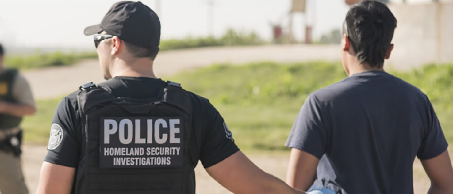 Feds Conduct Massive Worksite Raid In Two States, Arrest Business Owners For Employing Illegal Aliens