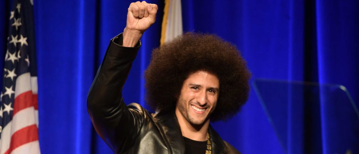 The Washington Redskins Have A New Starting Quarterback, And Colin Kaepernick Fans Won't Be Happy