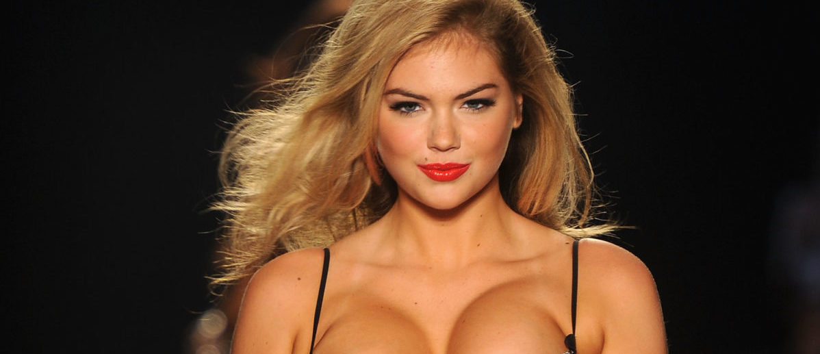 Kate Upton Strips Down For Racy Swimsuit Shoot