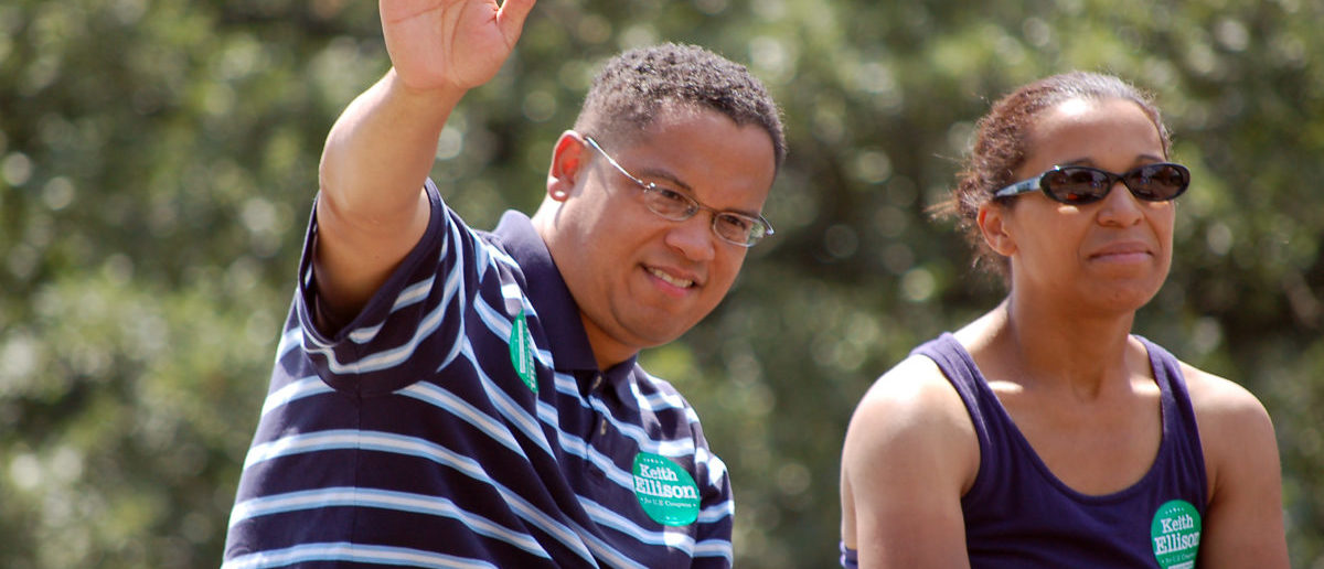#MeToo Activists Are Awfully Quiet About The Abuse Allegations Against Keith Ellison