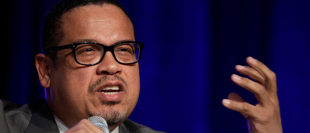 Executive Power Abuse >> Liberal Women's Group: Ellison Must Resign, Drop Out Of AG Race Following Domestic Abuse ...