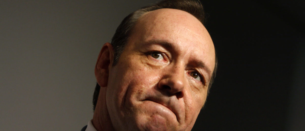 Kevin Spacey's New Film Opens To Less Than $150 After Sex Misconduct Allegations