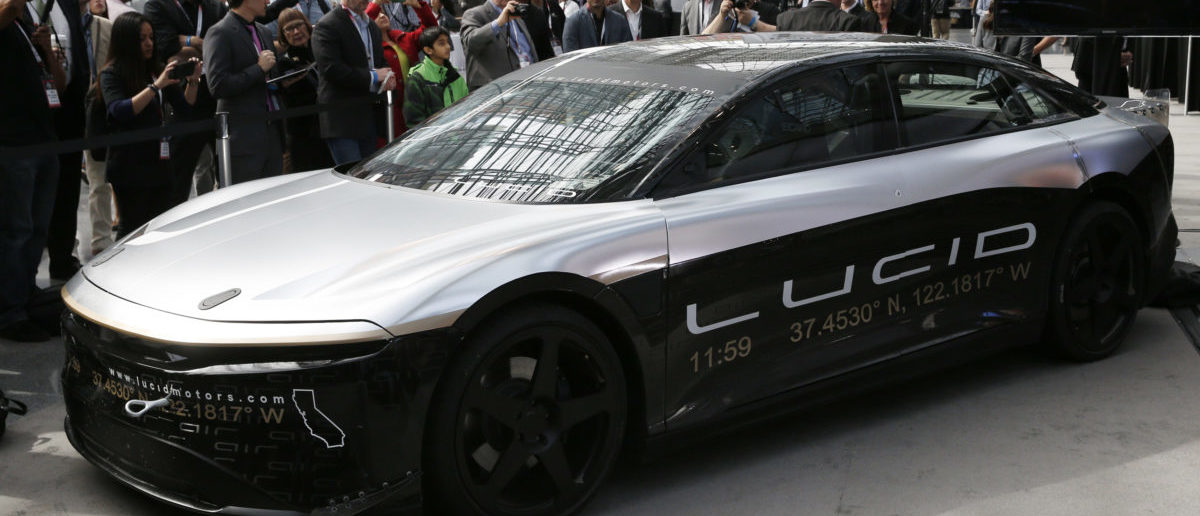 Saudi Arabia Is Looking To Invest In A New Electric Car