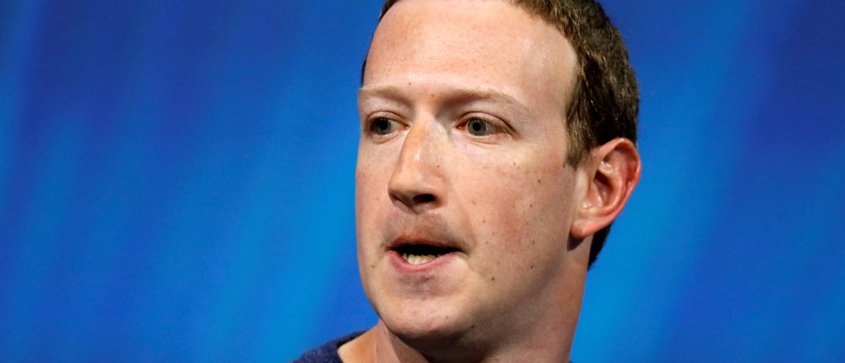 Facebook CEO Mark Zuckerberg has angered Latino groups REUTERS/Charles Platiau/File Photo