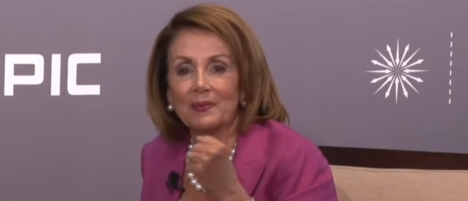 Nancy Pelosi Mocks Coal Power, With 'All Due Respect To West Virginia'