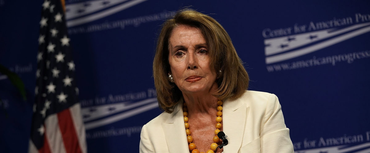 Nancy Pelosi's Home State Newspaper Comes Out Against Her Speakership