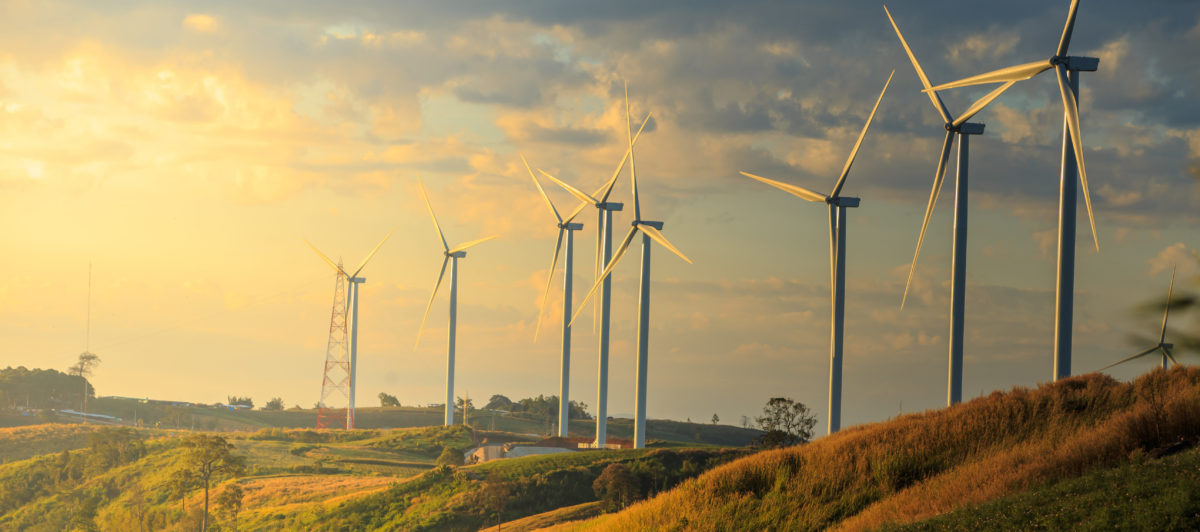 Millions of dollars were spent on wind turbines that don't work. Shutterstock