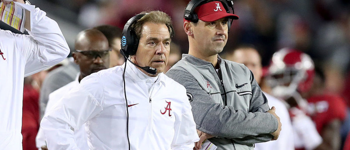 What Nick Saban Did With His First Bonus Check Reveals The Type Of Man He Truly Is