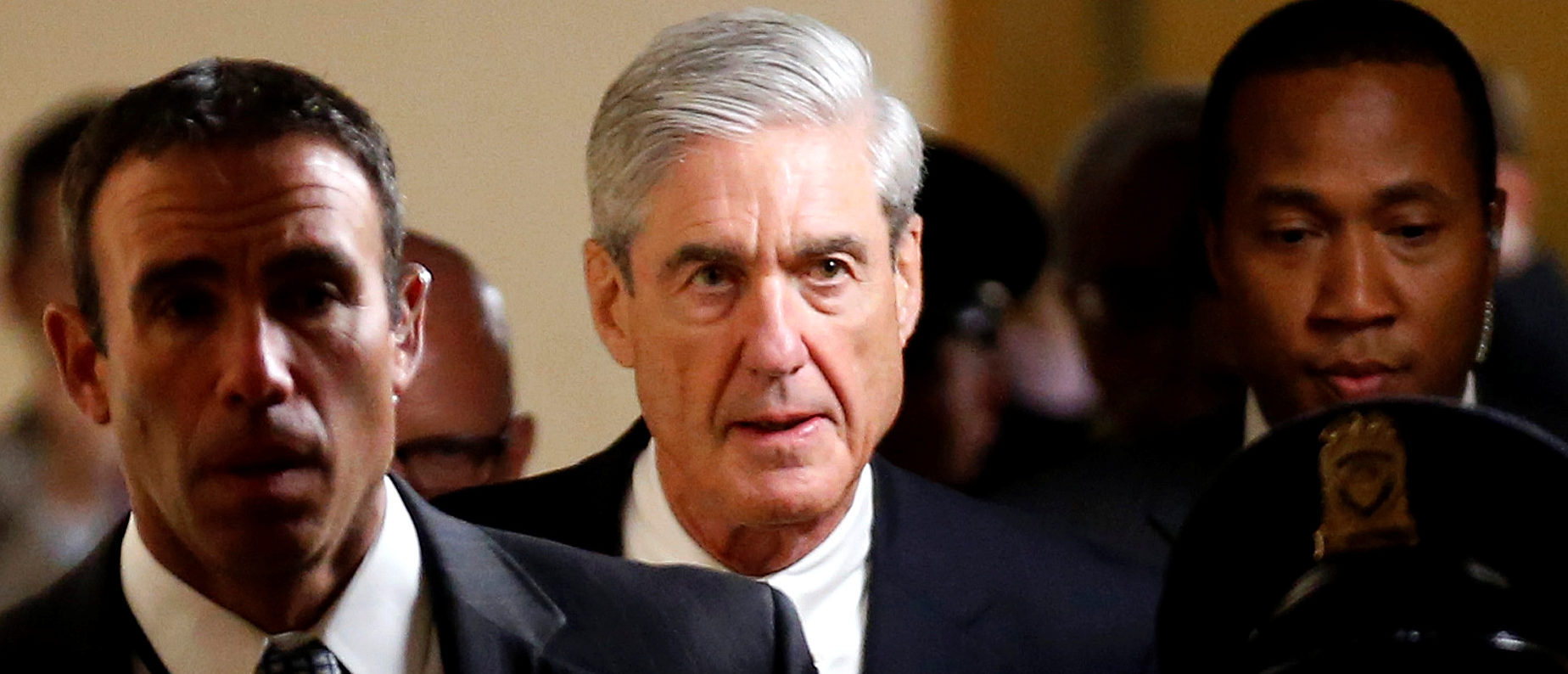 OPINION: Mueller's Jig Is Up — But That's Not Enough