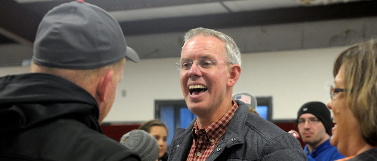 Watkins Wins Republican Primary In Kansas' 2nd Congressional District