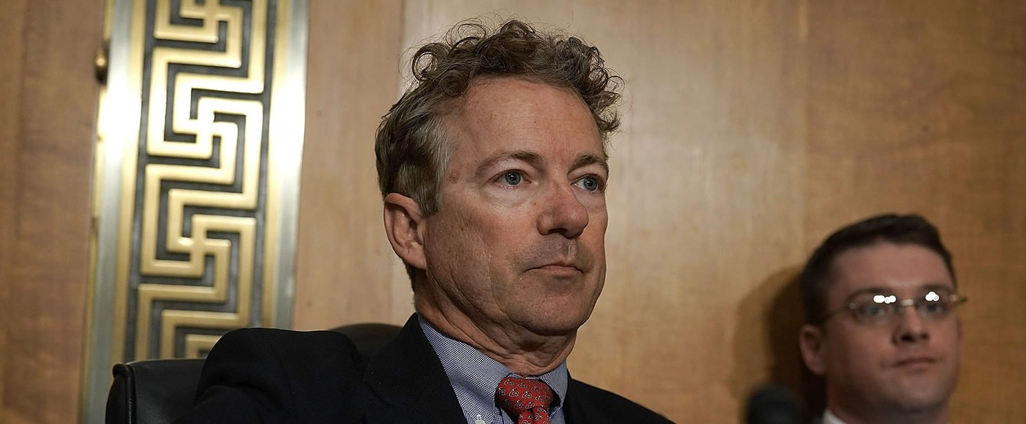 Rand Paul Rips Dems, Anti-Trump Conservatives For 'Destroying' Diplomatic Engagement With Russia