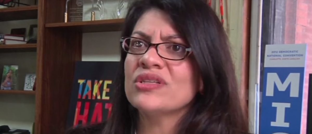 Rashida Tlaib (Youtube Screenshot/Time)