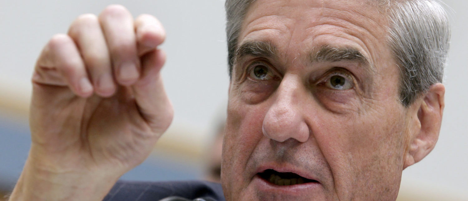 Robert Mueller testifies before the House Judiciary Committee hearing on Federal Bureau of Investigation oversight on Capitol Hill in Washington, DC, U.S., June 13, 2013. REUTERS/Yuri Gripas