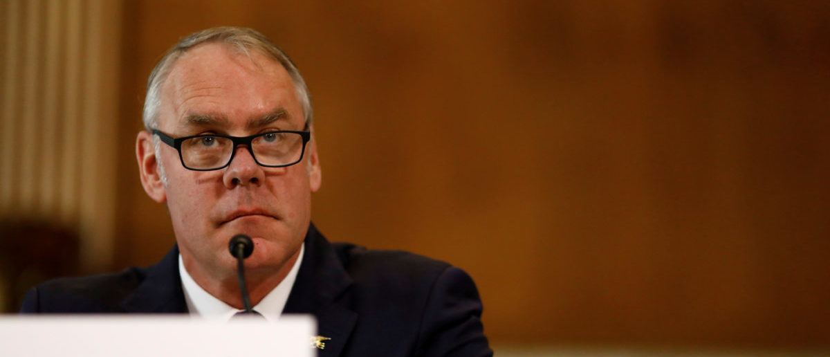 Zinke Caves On Plans To Sell Off 1,600 Acres Of Federal Land In Utah