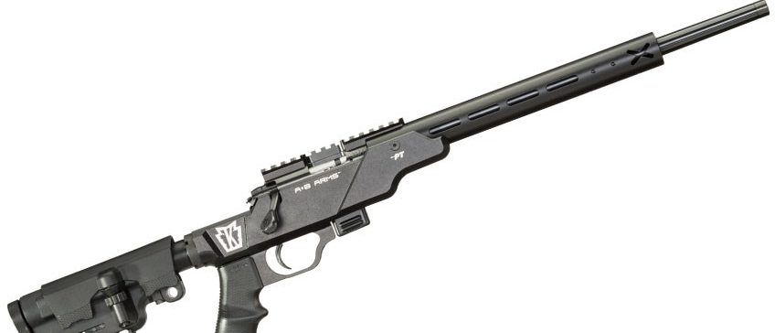 Gun Test: A*B Arms Keystone 722  22 LR Chassis Rifle | The Daily Caller