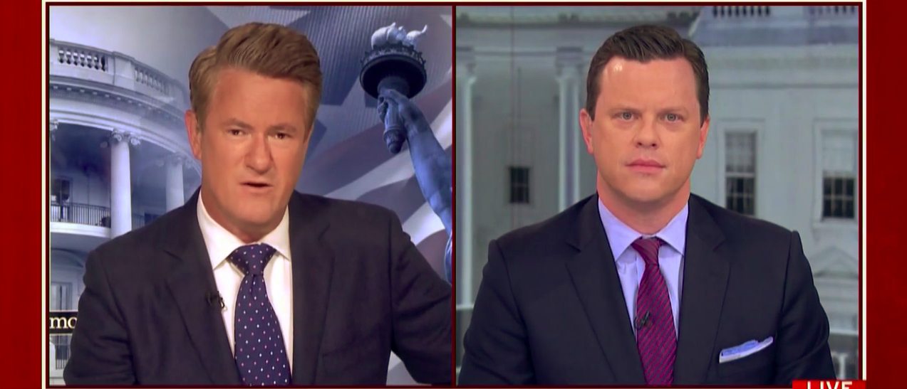 Joe Scarborough Fat-Shames Trump For Not Being Drafted