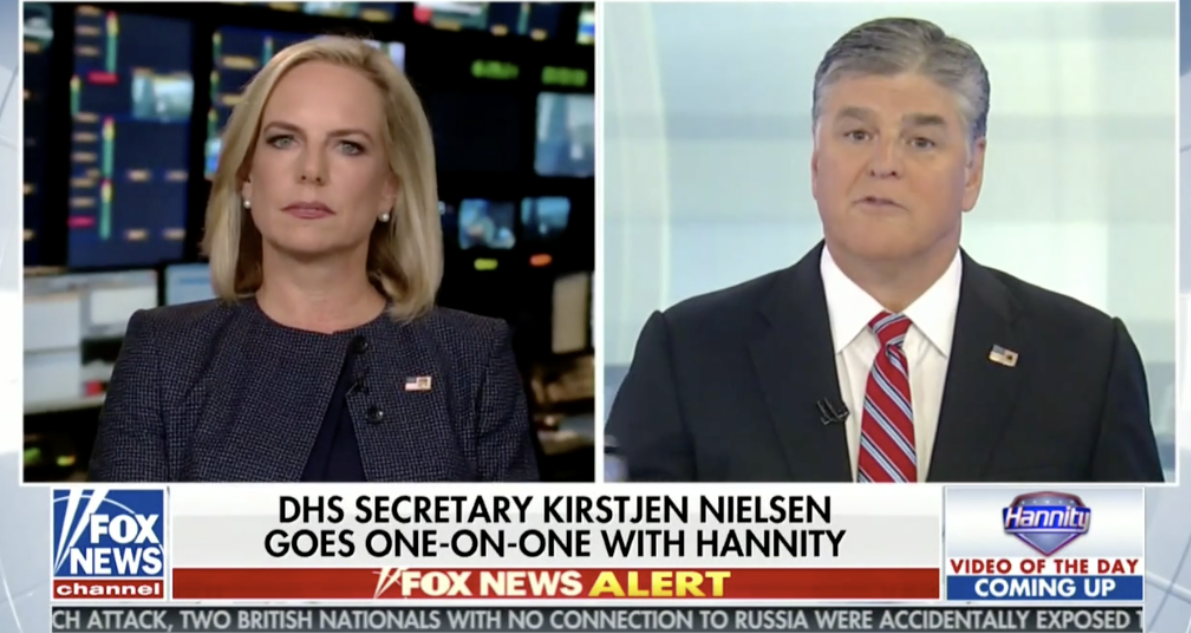 DHS Sec On Child That Was Raped Because Police Released Criminal ICE Wanted: 'It Should Have Been Prevented'