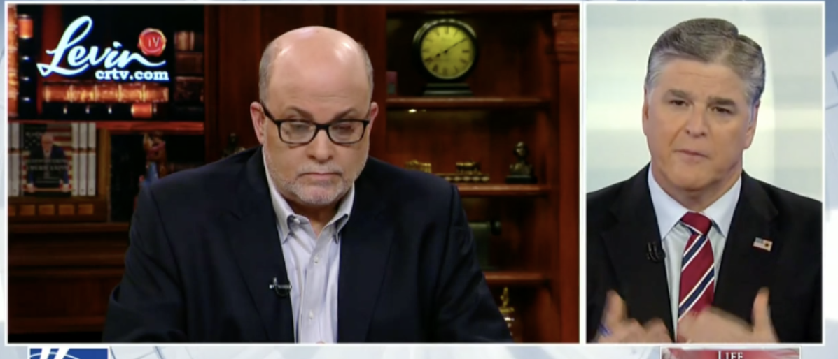 Mark Levin: 'Robert Mueller Is A Greater Threat To This Republic' Than Putin