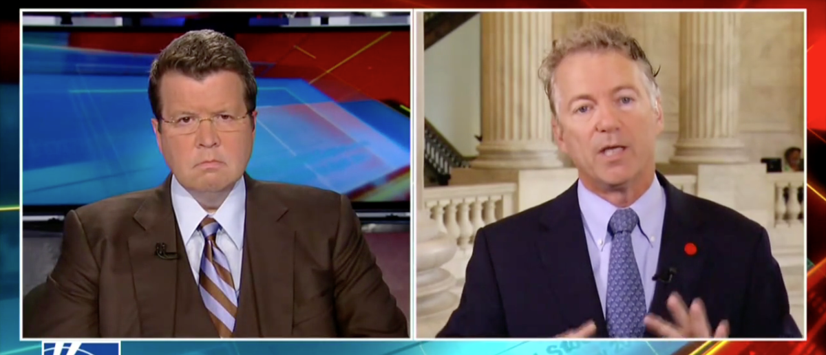 Sen. Rand Paul: 'We Are Safer' Now That John Brennan Doesn't Have A Security Clearance
