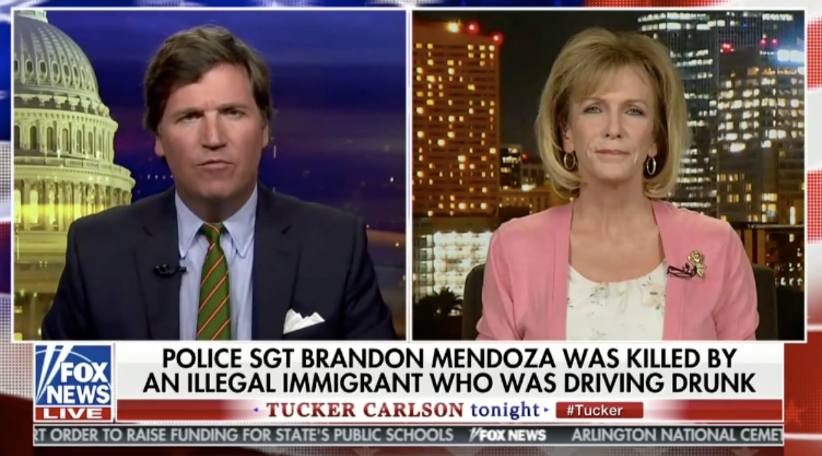 Mother Of Police Officer Killed By Illegal Immigrant Blasts Elizabeth Warren For Worrying About Illegal Immigrants