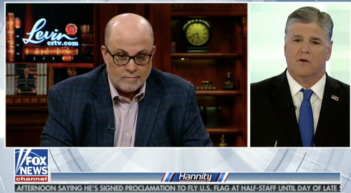 Mark Levin Explains Why The President Doesn't Need To Worry About Mueller