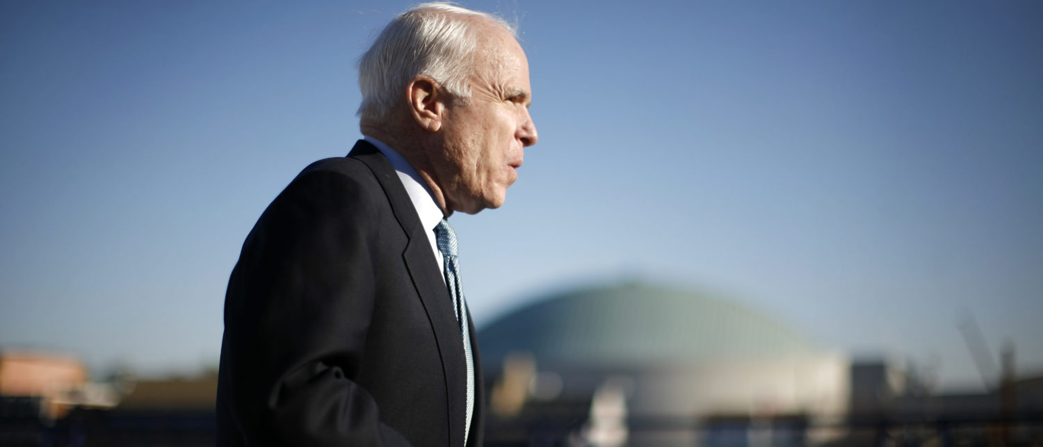 Report: McCain Will Be The 13th Senator To Lie In State In The Capitol Rotunda