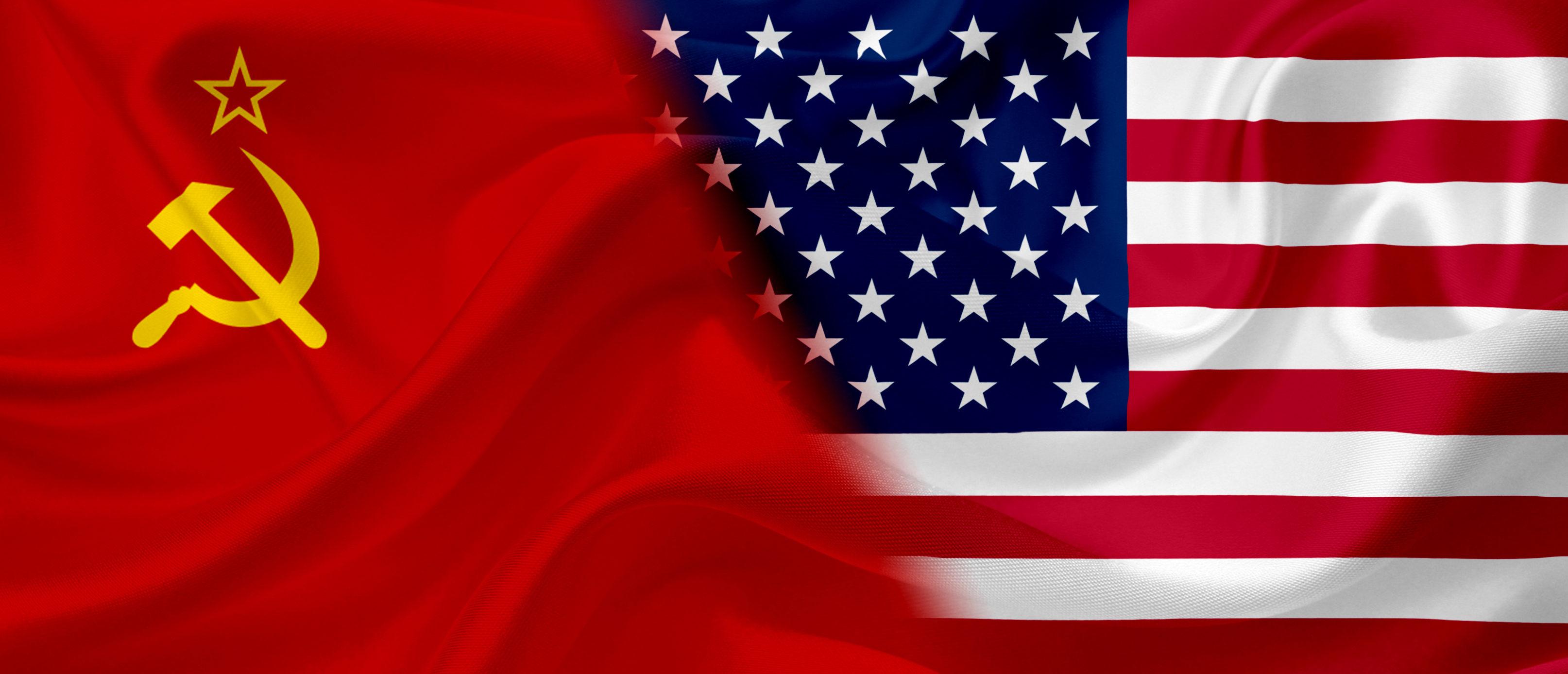 Soviet_US_Flags Source: byktzgl/Shutterstock