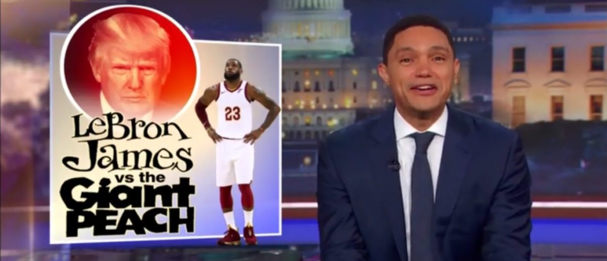 Trevor Noah Tries To Bait Trump Into Talking About Him On Twitter: 'Why Do You Ignore Me?'