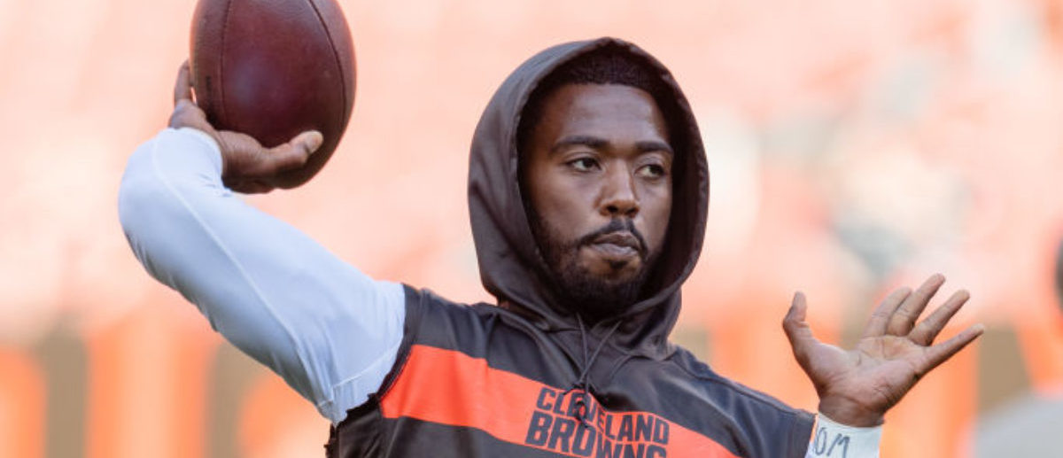 Cleveland Browns Quarterback Suffers Brutal Injury. The Video Will Churn Your Stomach