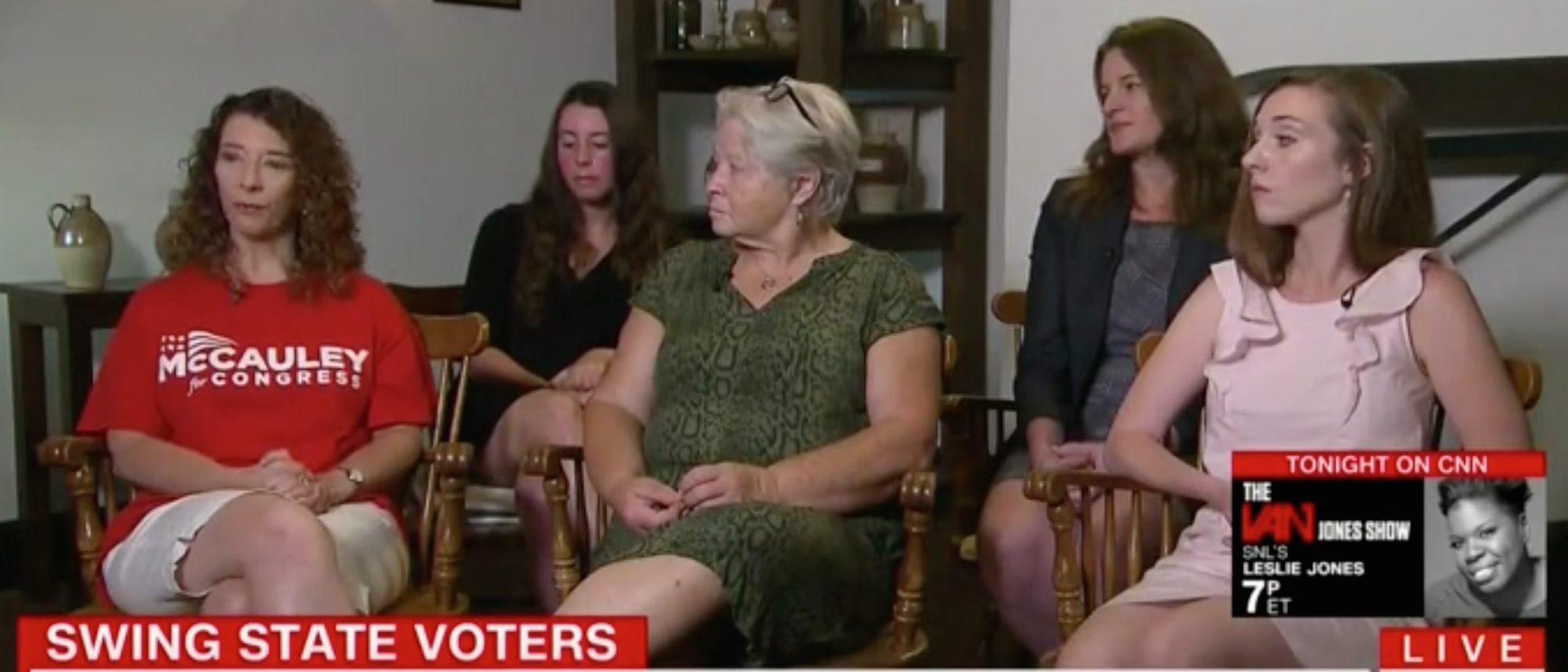 CNN Asks Real Women What They Make Of Trump — Tosses The Softballs To His Haters