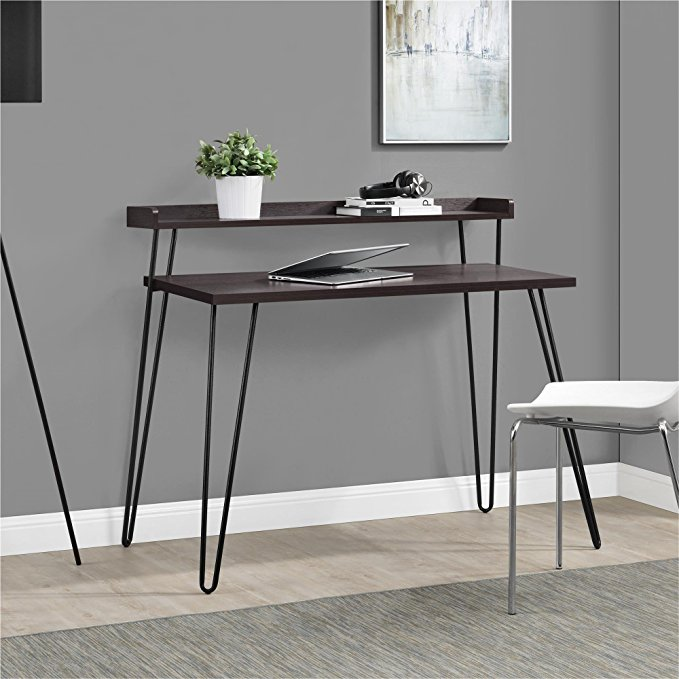Normally $75, this desk is 44 percent off today (Photo via Amazon)