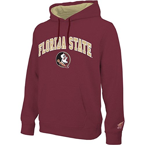 Normally $50, this NCAA men's hoodie is 50 percent off today (Photo via Amazon)