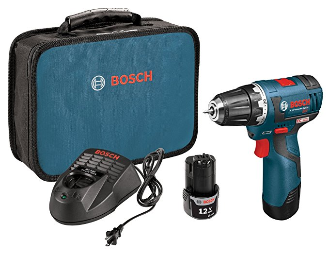 Normally $145, this drill/driver kit is 41 percent off today (Photo via Amazon)