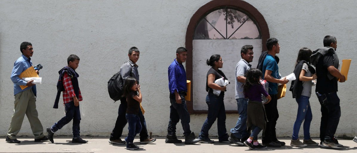 Texas School District Prepping To Send Teachers To Migrant Shelters