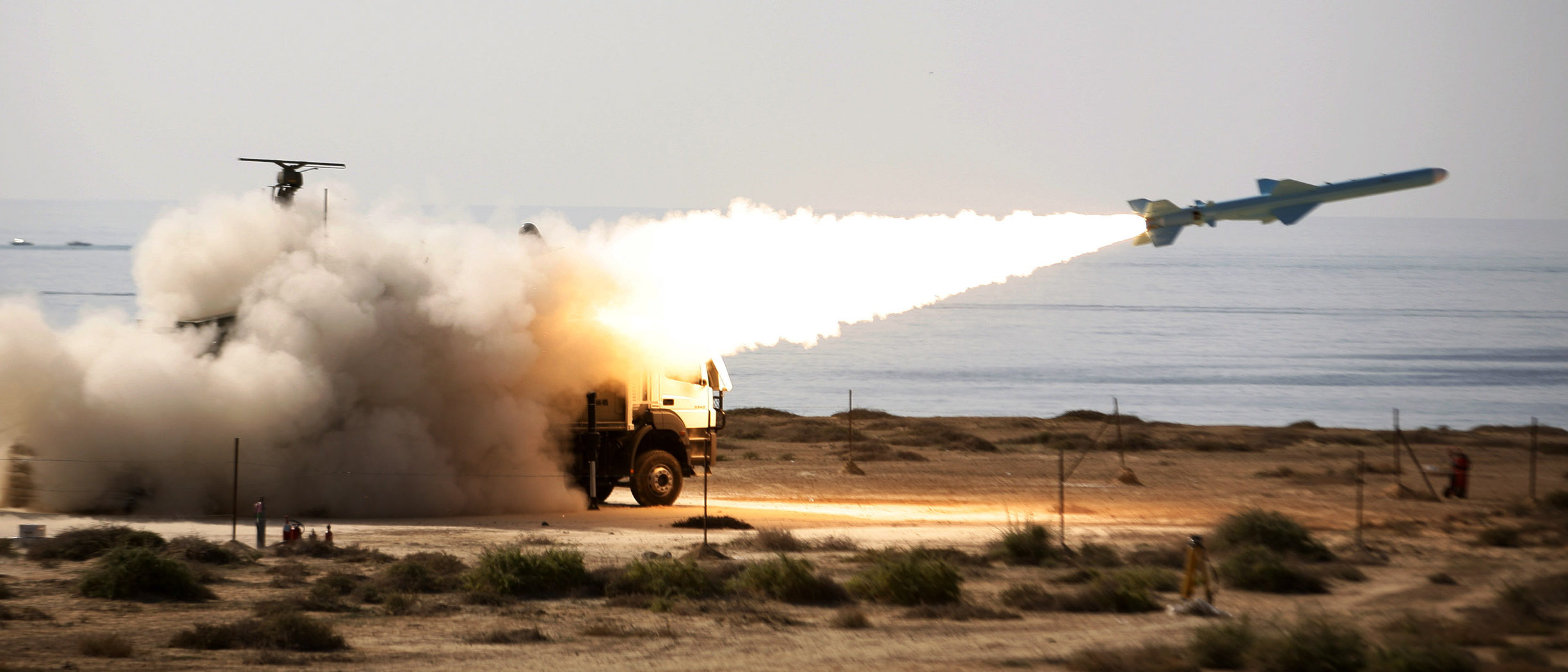 Iran Runs First Missile Test Since US Withdrawal From Nuclear Deal