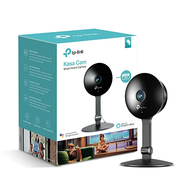 Normally $110, this security camera is 32 percent off today (Photo via Amazon)