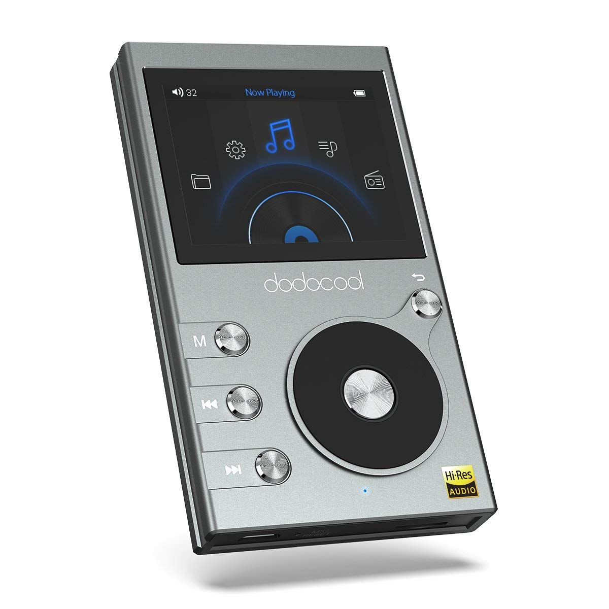 Normally $50, this hi-res MP3 player is 25 percent off with this code (Photo via Amazon)