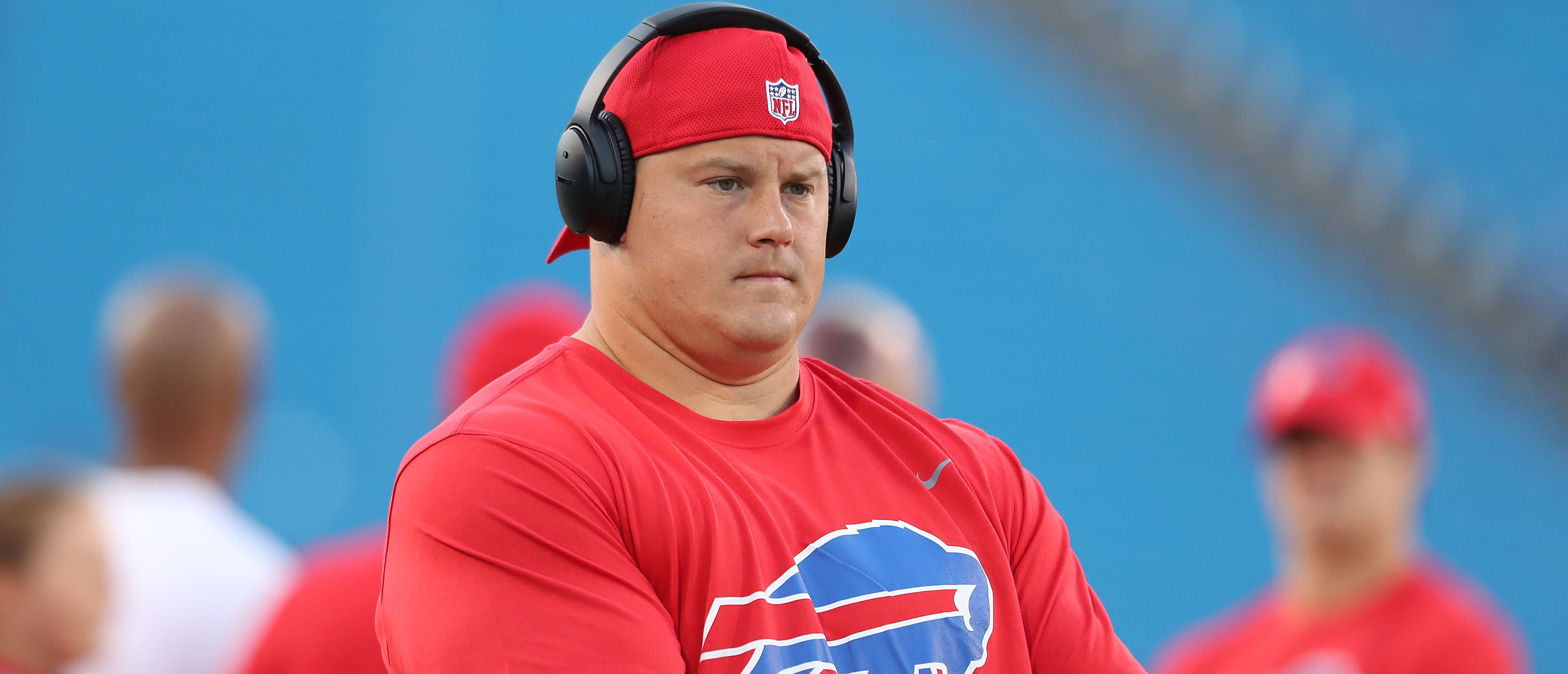 Richie Incognito Suspended For The First 2 Weeks Of The NFL Season