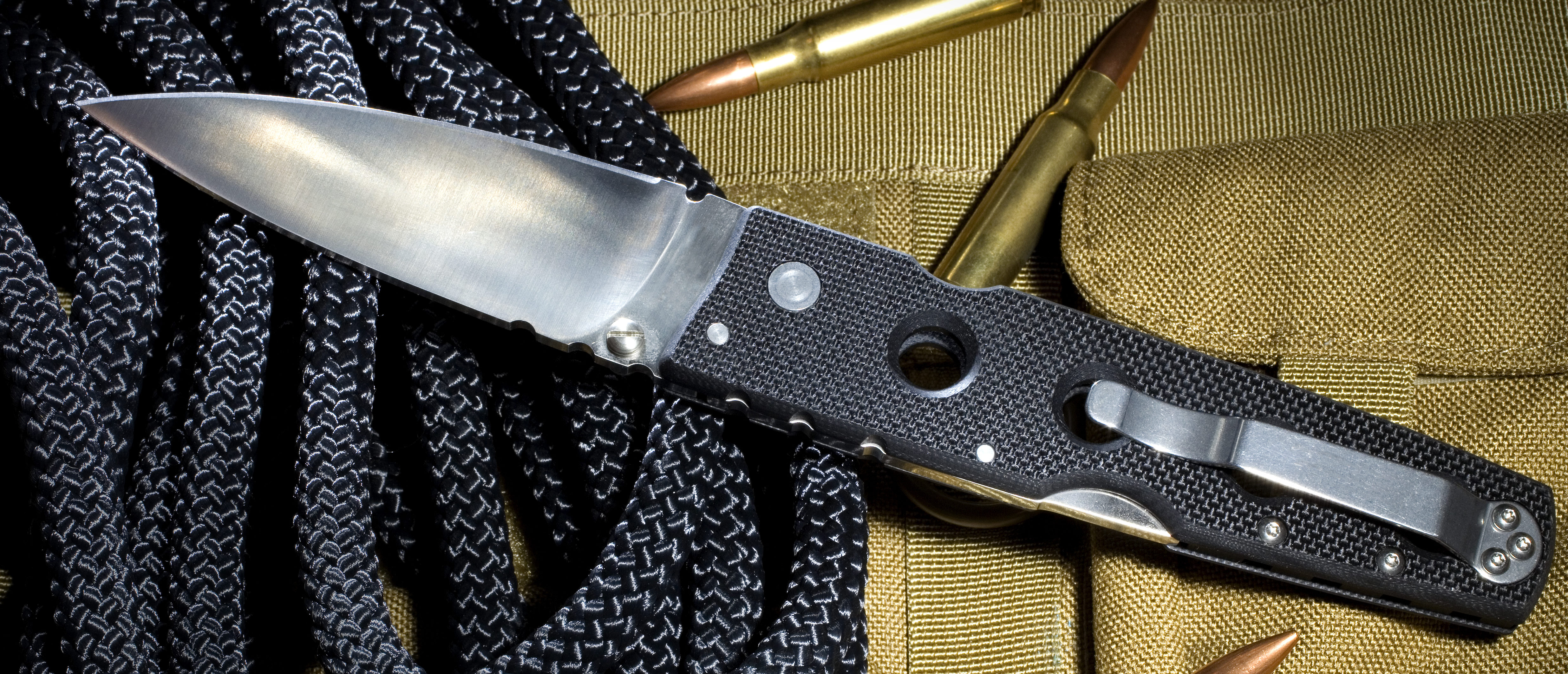 What Knife Would You Carry If You Didn't Have A Gun?