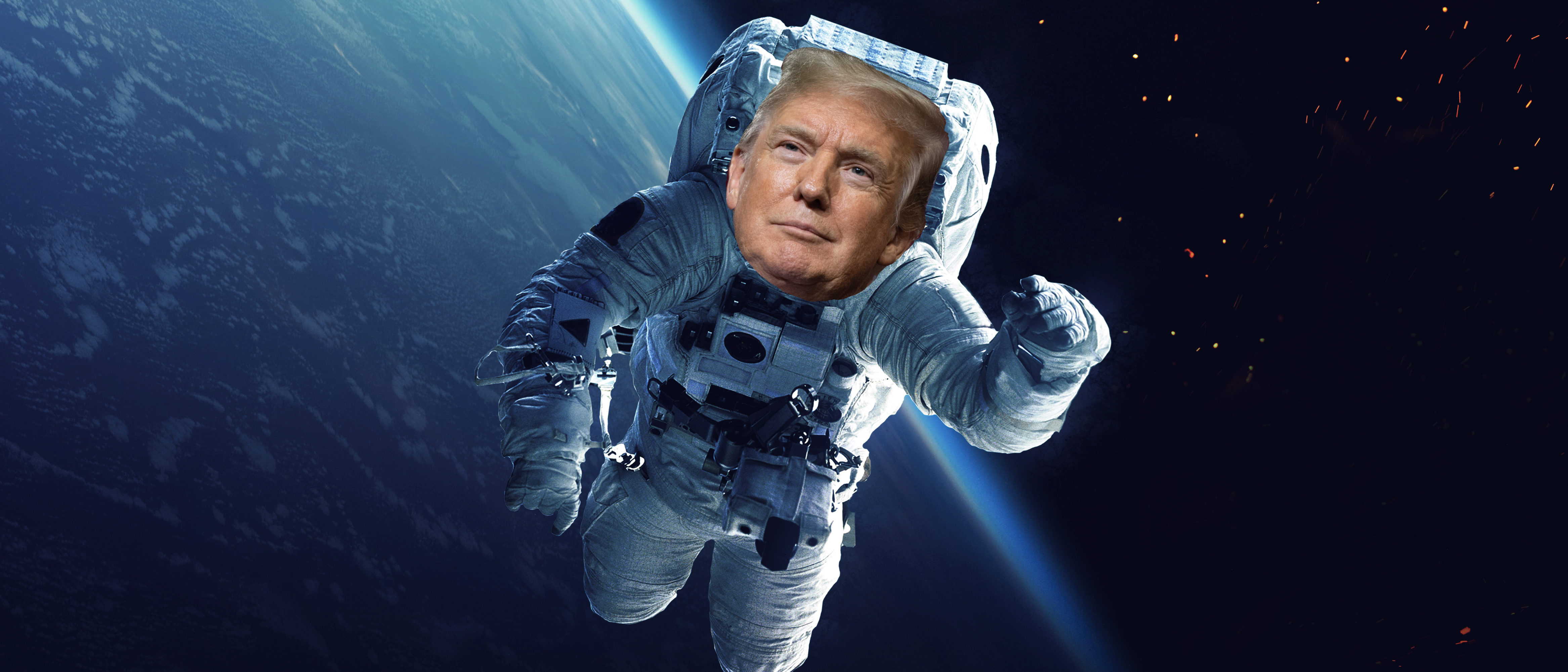 President Trump Continues To Make Space A Priority