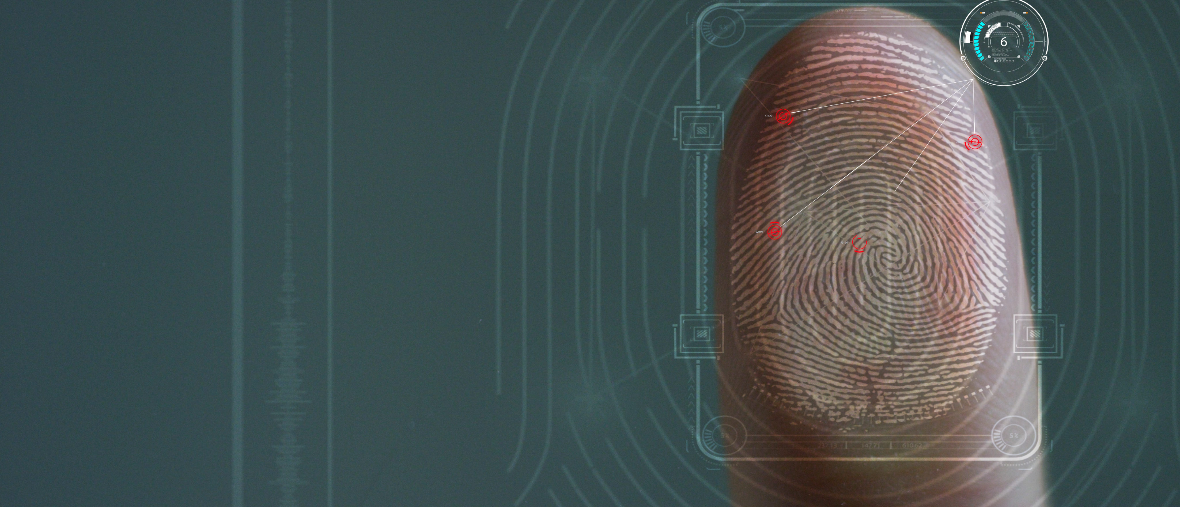 Fingerprint, Shutterstock