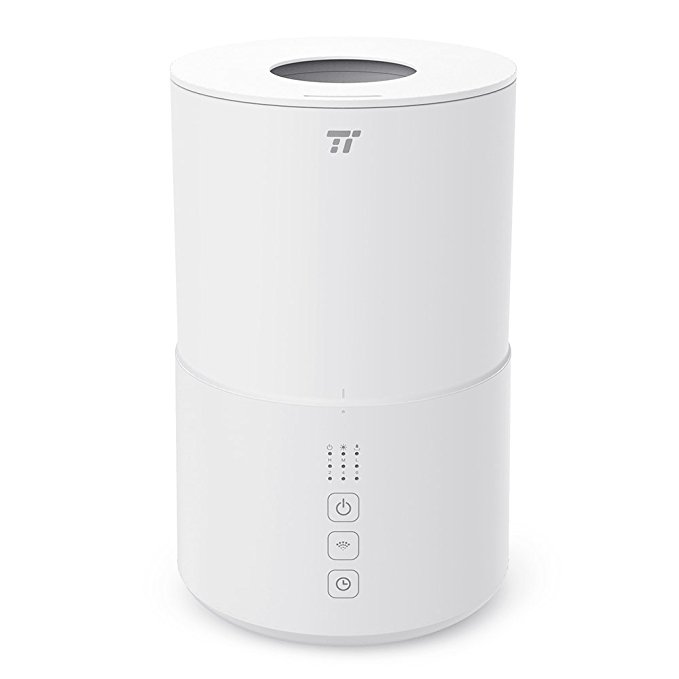 Normally $65, this cool mist humidifier is 34 percent off today (Photo via Amazon)