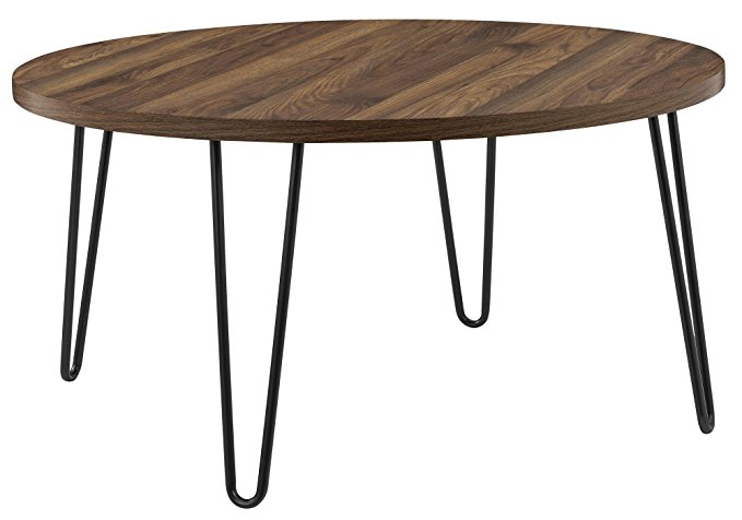 Normally $110, this coffee table is 50 percent off today (Photo via Amazon)
